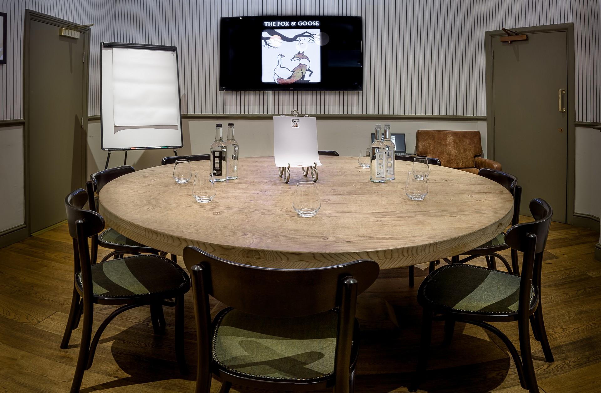 Parlour room meeting 2