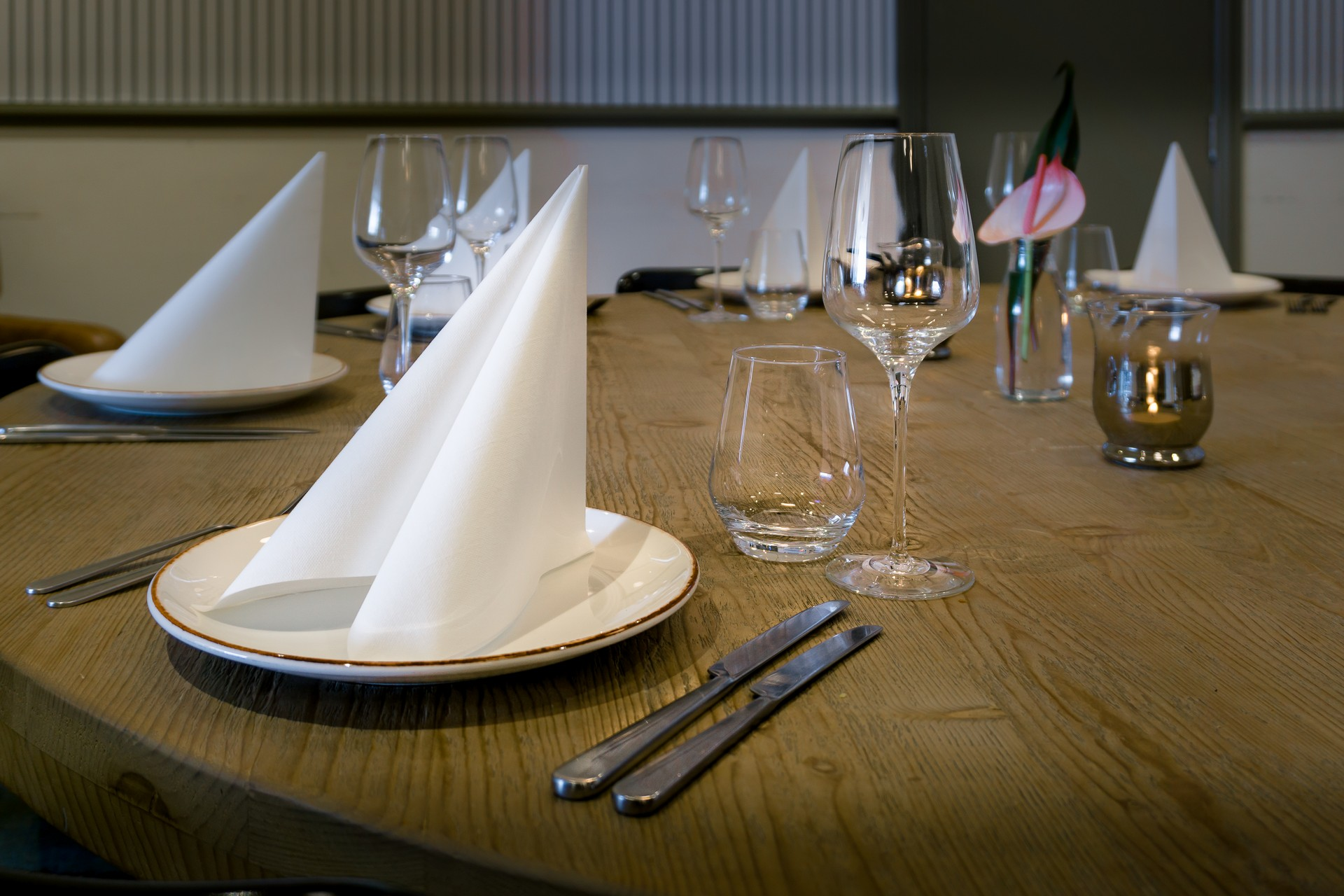 Parlour room private dining